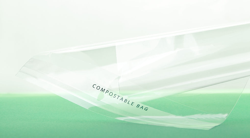Eco-friendly compostable cello bags