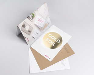 Business Cards sample pack