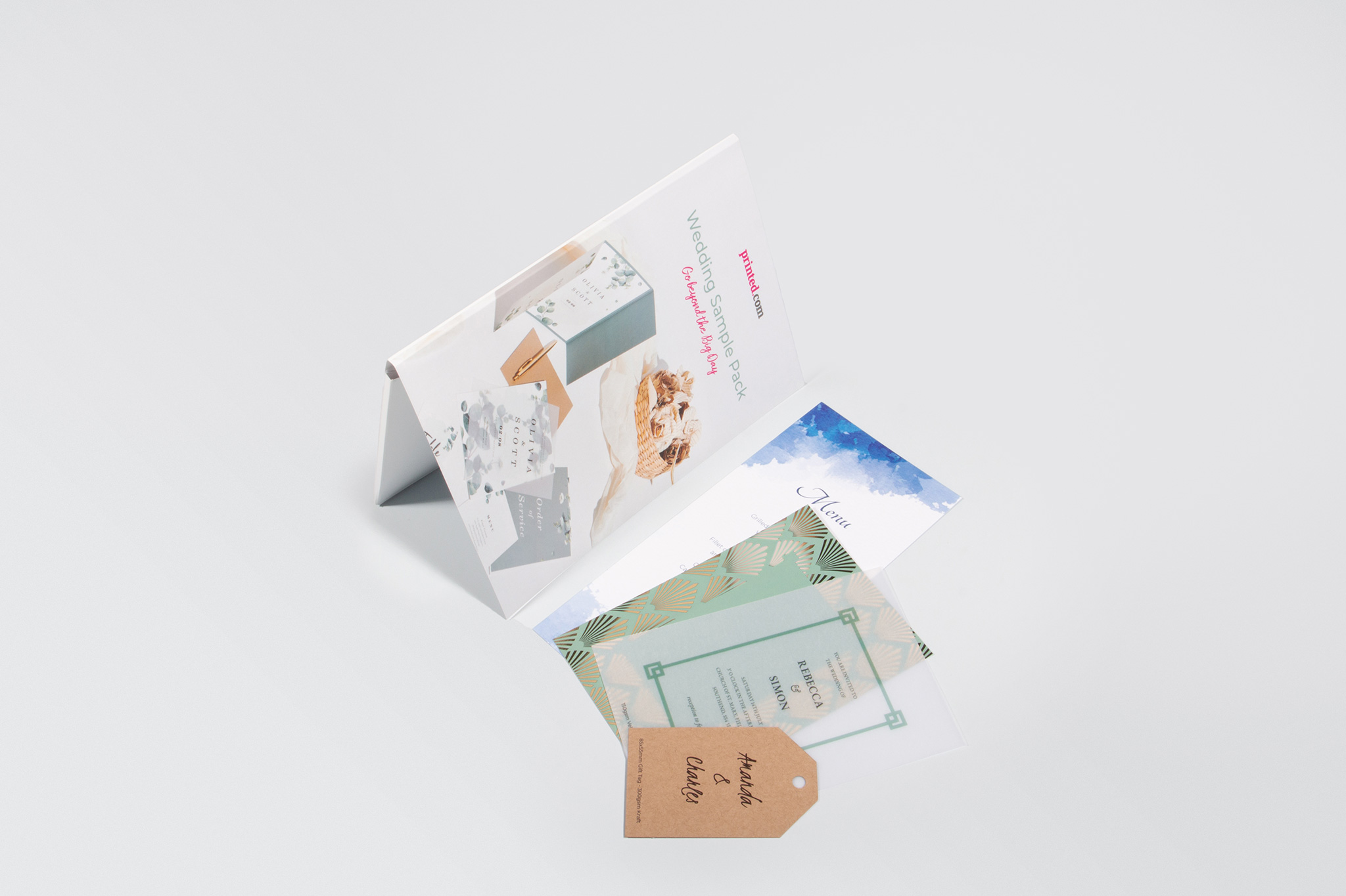 Wedding Products sample pack