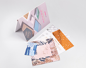 Foil  sample pack