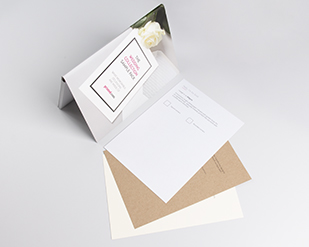 Wedding Papers sample pack