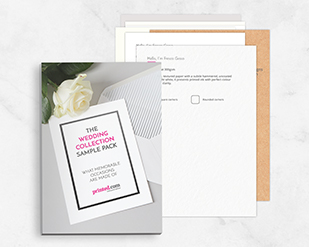 Wedding Collection sample pack