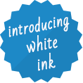 Introducing white ink