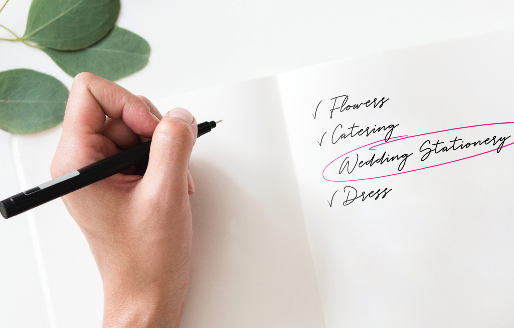 Find your wedding stationery