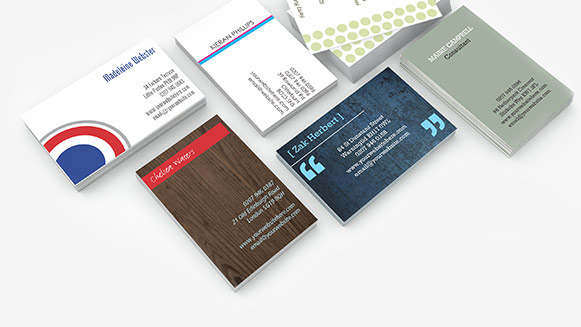 business card printing all full colour print