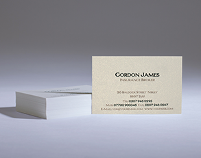 Custom business cards printing with next day delivery printed how much will my print cost reheart Choice Image