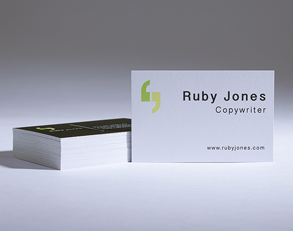 Custom business cards printing with next day delivery printed recycled colourmoves