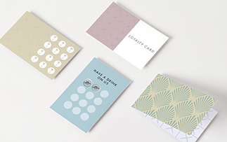 Business and Loyalty Cards