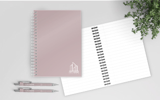 Branded Notebooks
