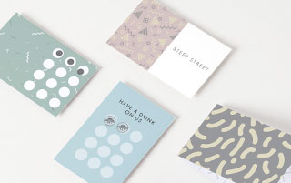Business & Loyalty Cards