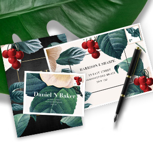 Be inspired with our Printed Envelopes