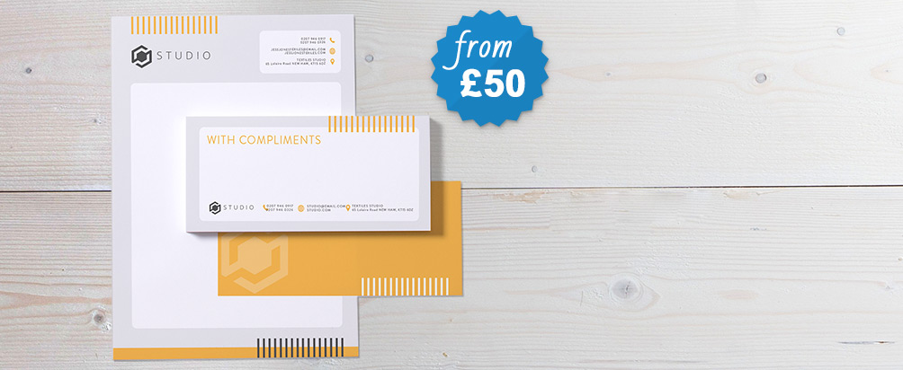 Stationery Reprint Pack