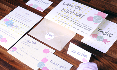 wedding belly bands invitations belly bands printed com
