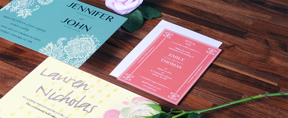 Printed Wedding Invitations: Wedding Invitations At Printed.com