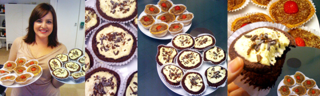 Emma-Louise's cupcakes