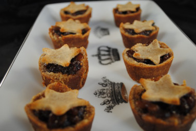 printed.com mince pies
