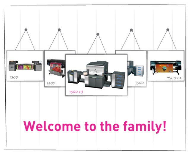 The journey, Part 5. the new printed.com family member