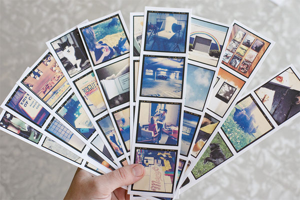 Five more ways to get creative with Instagram prints