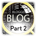 How to be the ultimate Blogger part two – getting more views