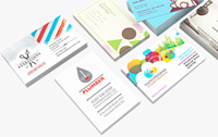 Business card designs launch on printed.com