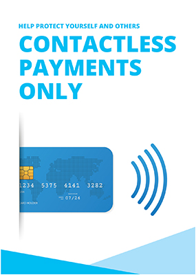 Contactless Payment A5