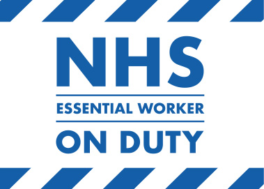 NHS Essential Worker