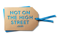 Notonthehighstreet.com partner with printed.com to help bring affordable print to small businesses across the UK
