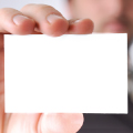 Five business card blunders to avoid
