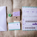 Handmade heaven: how to hand finish your stationery
