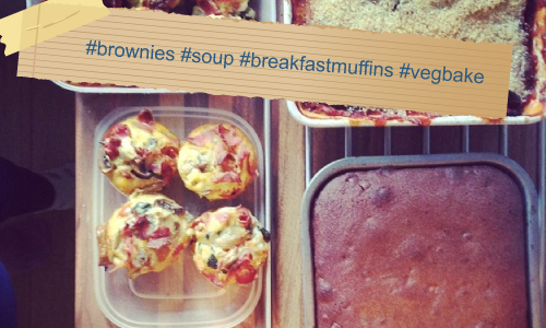 #brownies #soup #brakfastmuffins #vegbake too many hastags