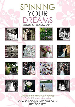 Spinning your Dreams: Wedding Artwork