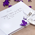 Five exciting alternatives to a wedding guest book