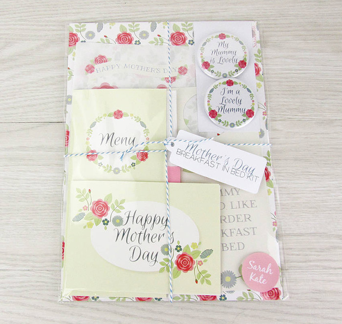sarah kate mothers day kit