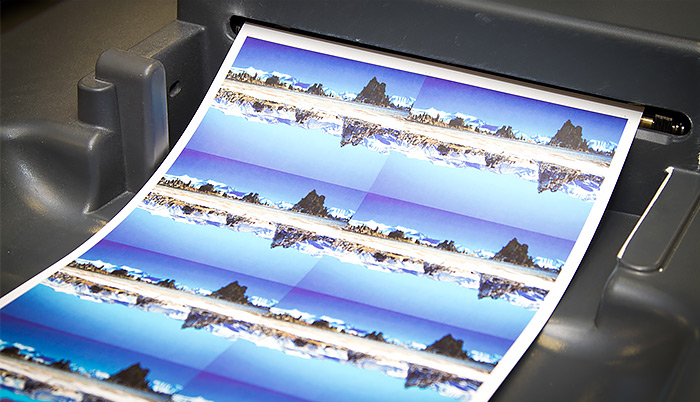 litho vs digital printing printer