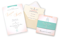 printed.com introduce two new wedding stationery packages