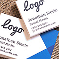 How to design a business card in Photoshop
