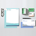New product launch - business stationery packs