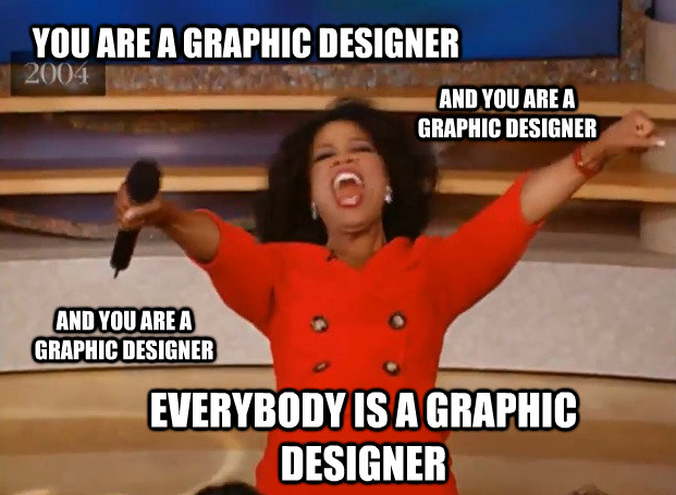 Graphic Design Memes from Printed.com