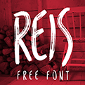Font of the month: Reis