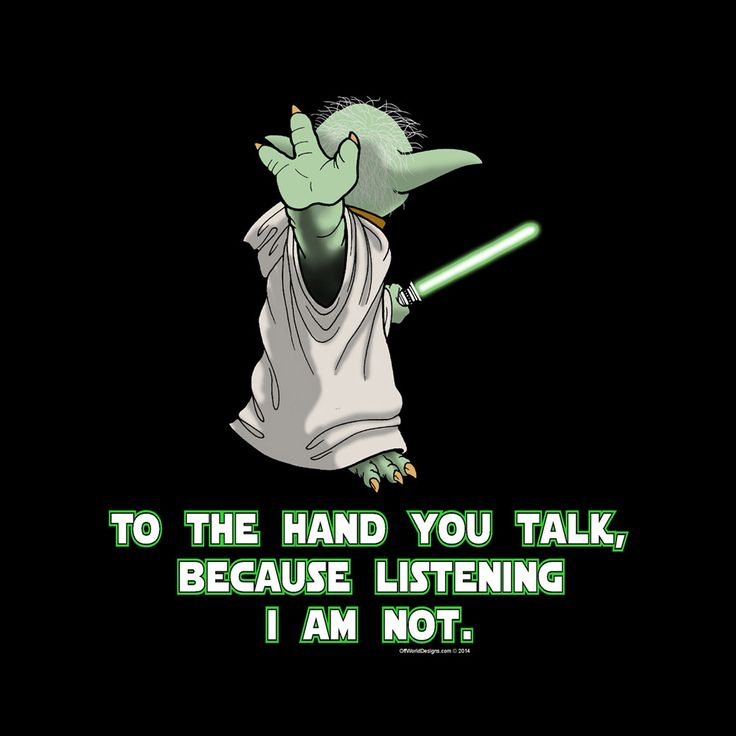 Copyright and Intellectual Property - Yoda Star Wars