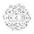 Weekend workers - insurance claims meets wedding stationery