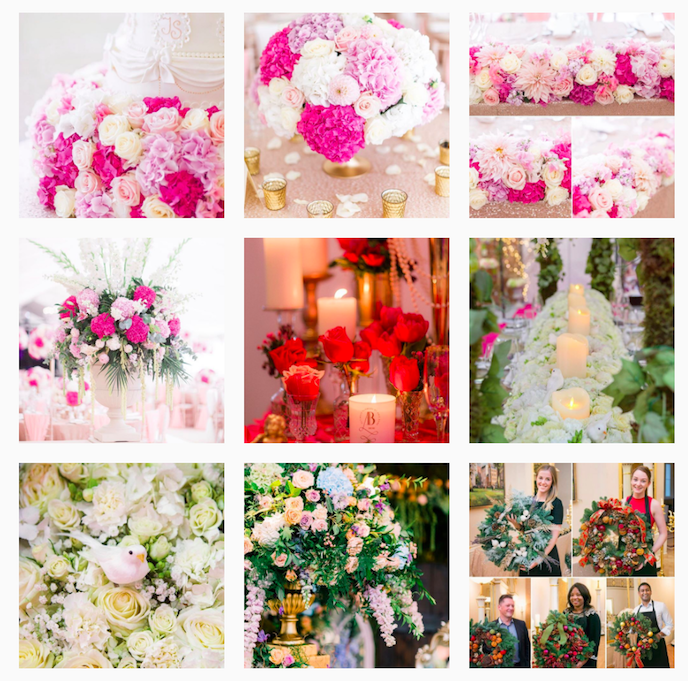 Amie Bone Flowers Instagram Account stationers should be following