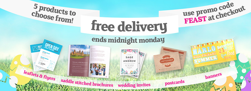 Easter offer - five favourite products with free delivery