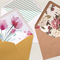 New product launch - envelope liners