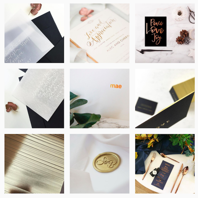 E.Y.I. Love Studio Instagram Account stationers should be following