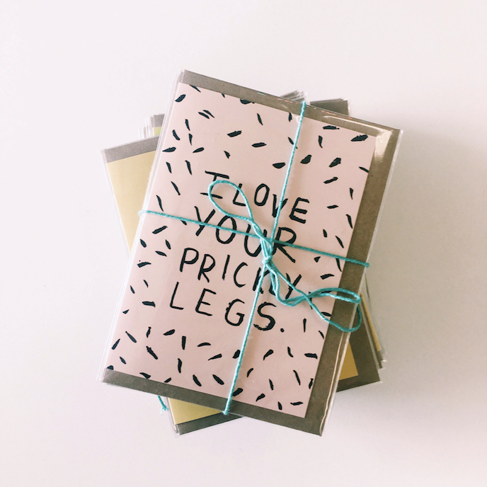 Friday Favourites August 2016: Greeting Cards by Dork Feautures