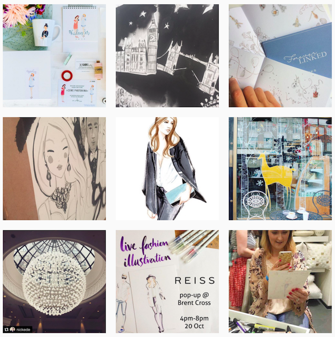 LIL Collective Instagram Account stationers should be following