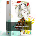 Miss Led podcast – new video tutorials and her crazy year so far