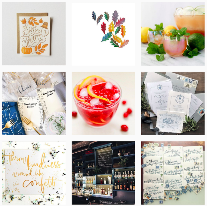 Oh so beautiful paper Instagram Account stationers should be following
