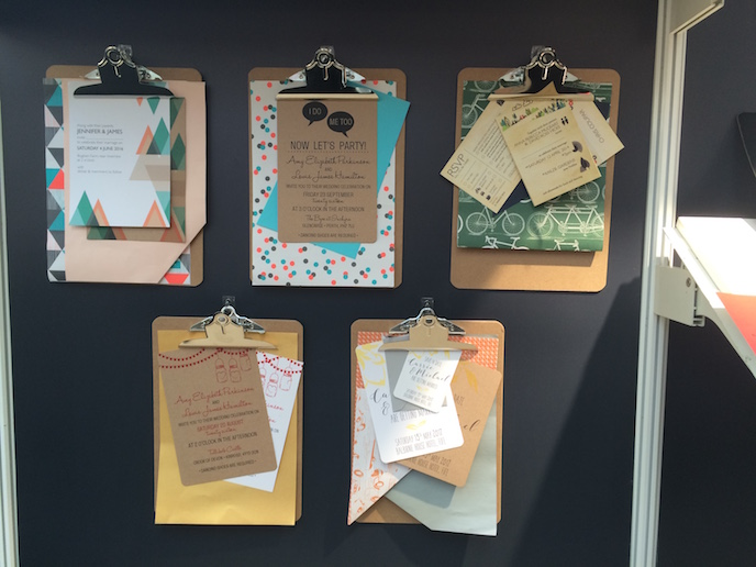 Wedding Stationery Trends from National Wedding Show at Printed.com